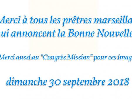 Prédication d'un prêtre marseillais à Paris
